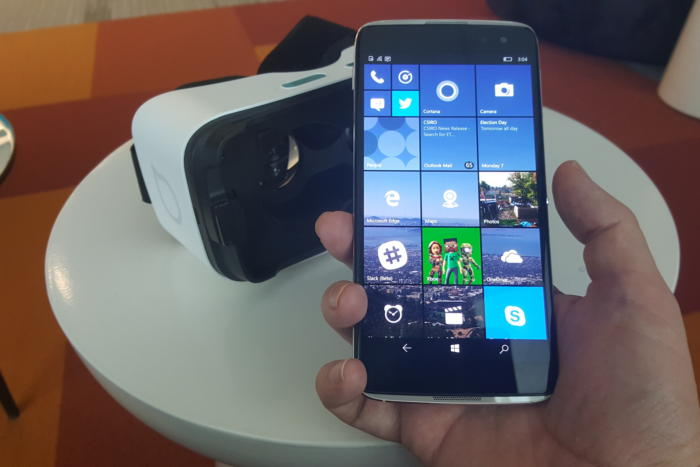 Review: The Alcatel Idol 4S launches Windows phones into ...