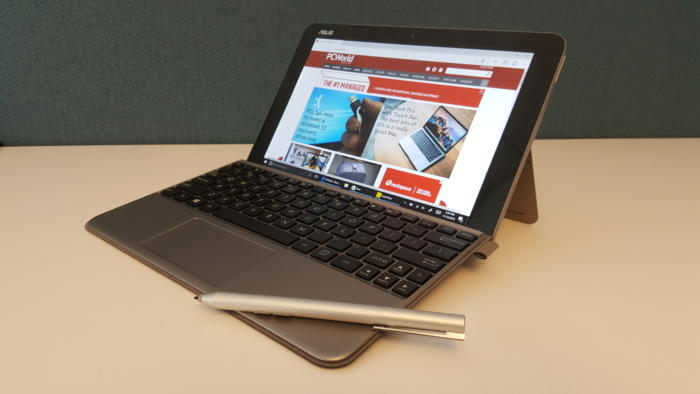 Asus transformer mini review this 2 in 1 delivers good enough asus transformer mini greentooth Gallery