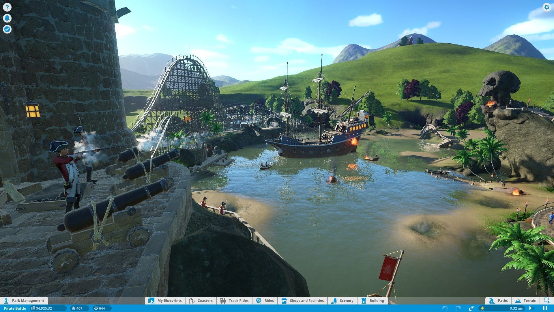 how to get planet coaster