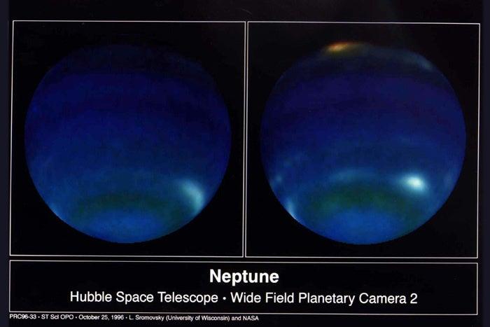 Neptune wild weather