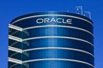 Oracle's headquarters in Redwood Shores, California, on November 17, 2009