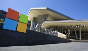 microsoft stock campus building