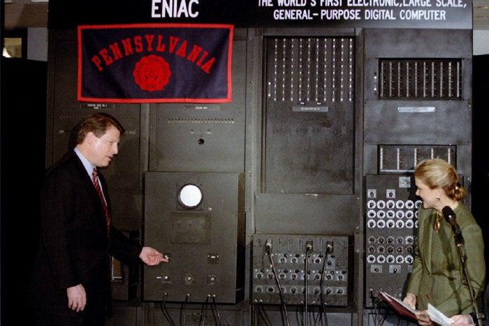 Gore powers-up ENIAC