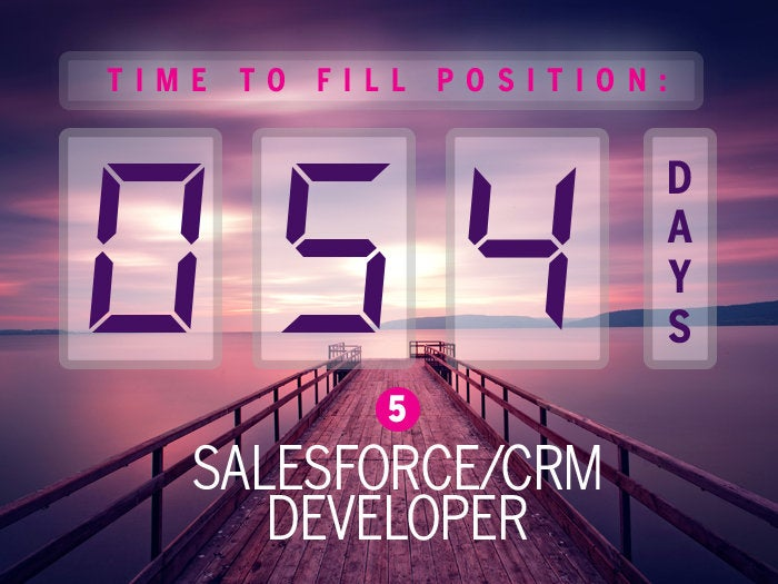 5. Salesforce/CRM developer