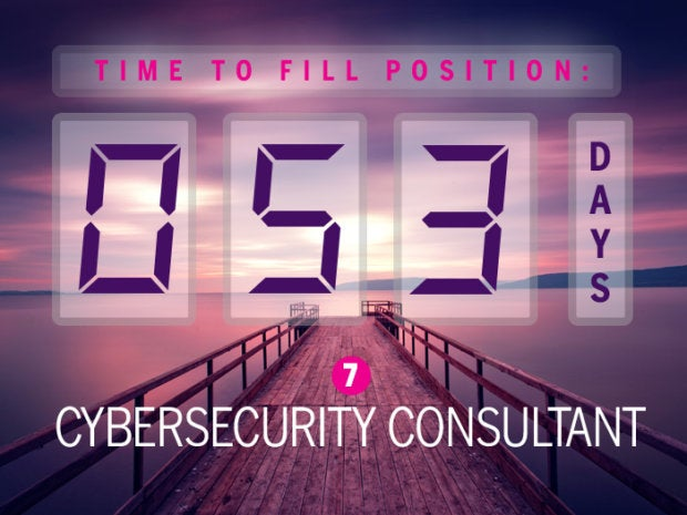 7. Cybersecurity consultant