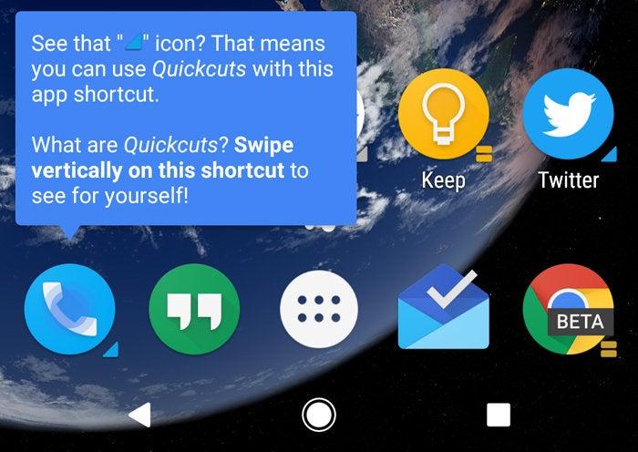 Action Launcher Shortcuts