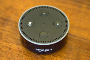 Amazon Echo top