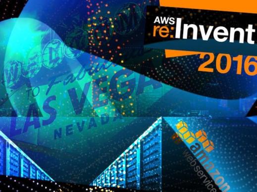 amazon reinvent 2016
