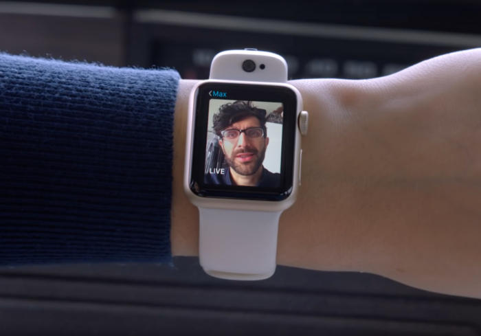 Apple Watch Gets Facetime Style Video Calls With This New