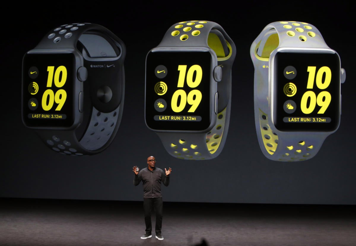 Why you should buy Apple's Nike smartwatch instead of ...