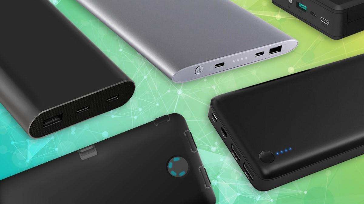Best USB-C portable battery packs 2018   PCWorld