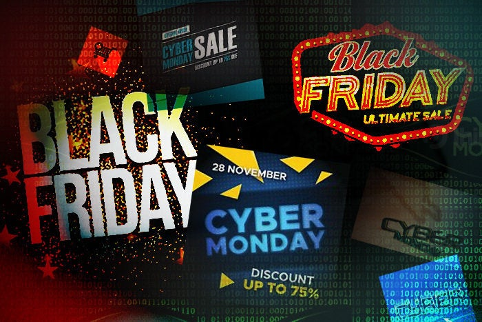 Retailers bombarded Black Friday & Cyber Monday 2016 shoppers with emails at record rates