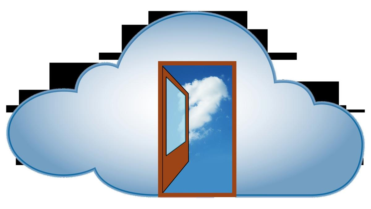 Door onto cloud computing