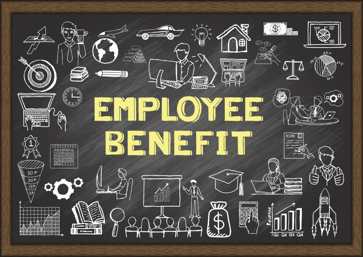 Benefits that will improve retention