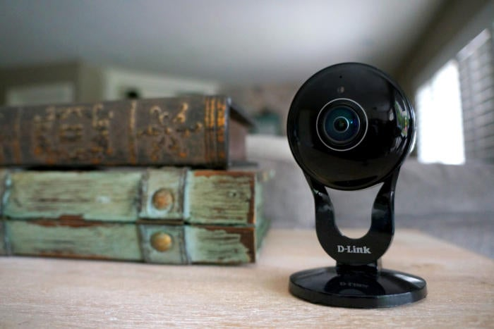 D Link Dcs 2530l Home Security Camera Review Techhive