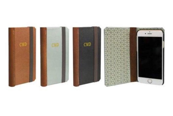 dodocase bookcase iphone