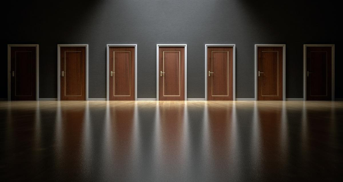 doors choices decisions