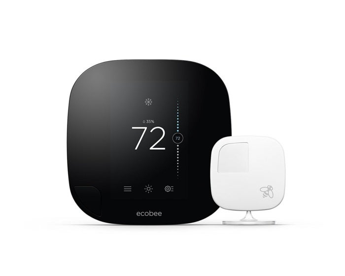 ecobee3 smart home thermostat