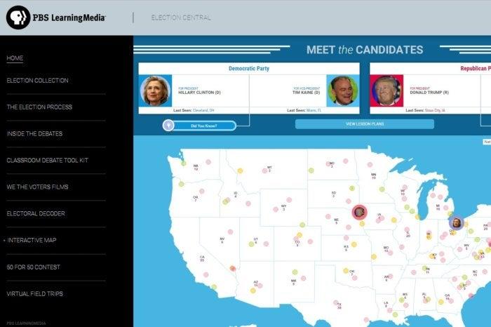 election sites pbs election central 2 nov 2016