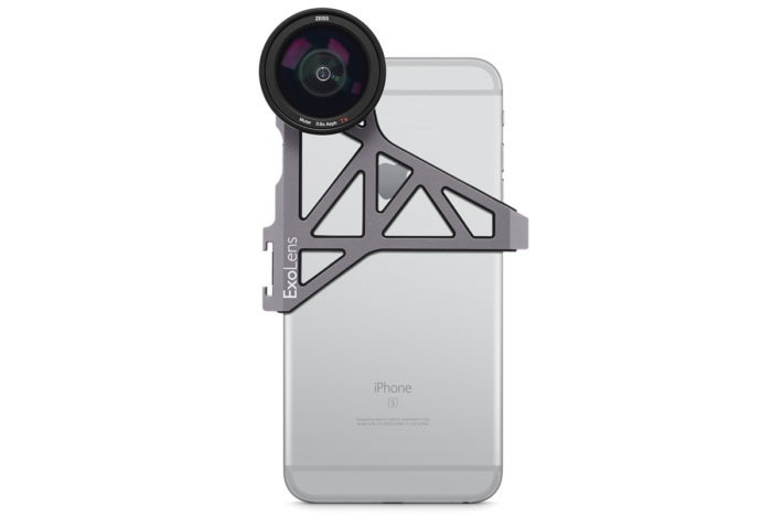 get cheap ffab7 97494 ExoLens with Optics by Zeiss review: Superb lenses for iPhone ...