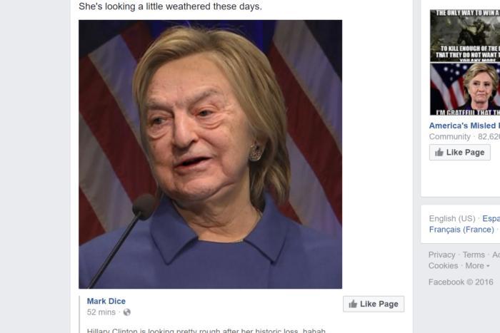 facebook aged hilary