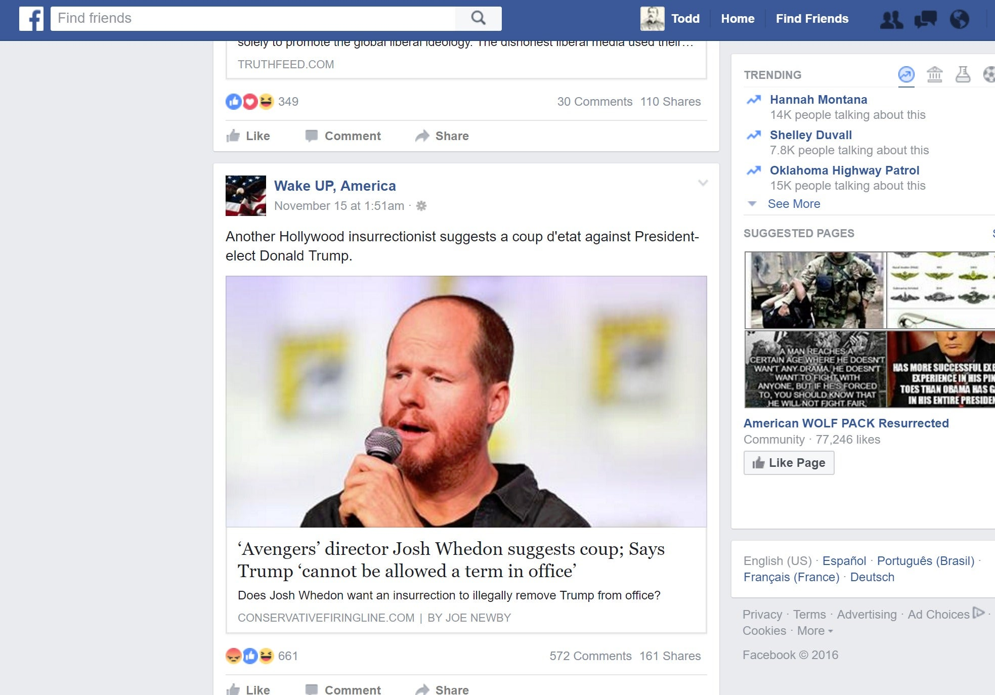 just how partisan is facebook u0026 39 s fake news  we tested it