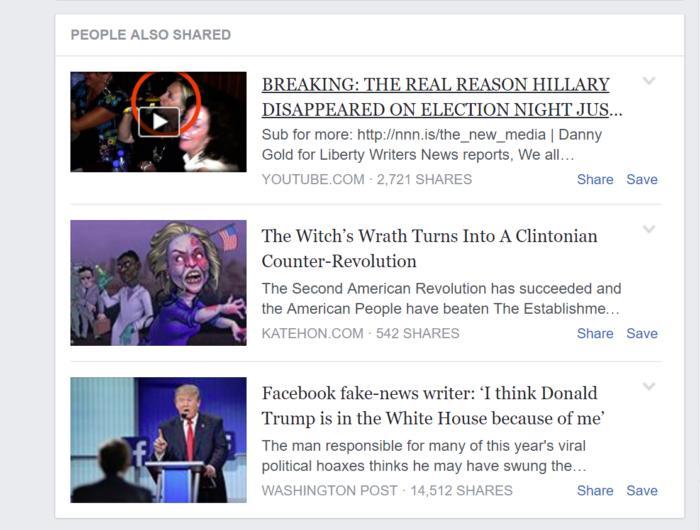 facebook more fake news