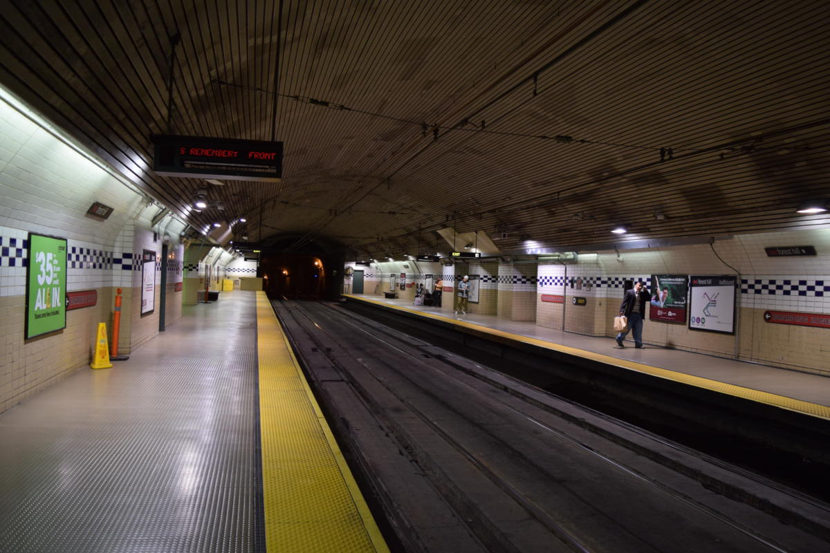 The public transport system in San Francisco, stroke by cyber attack