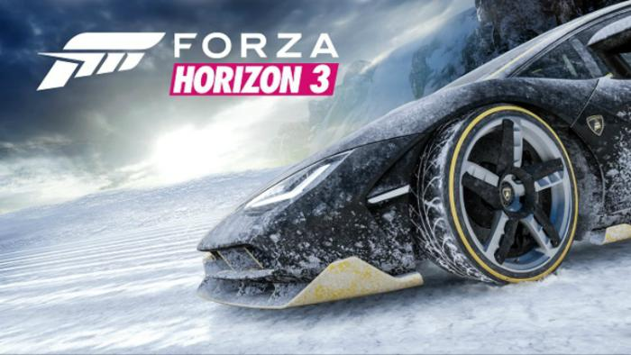 Forza Horizon 3 expansion tease