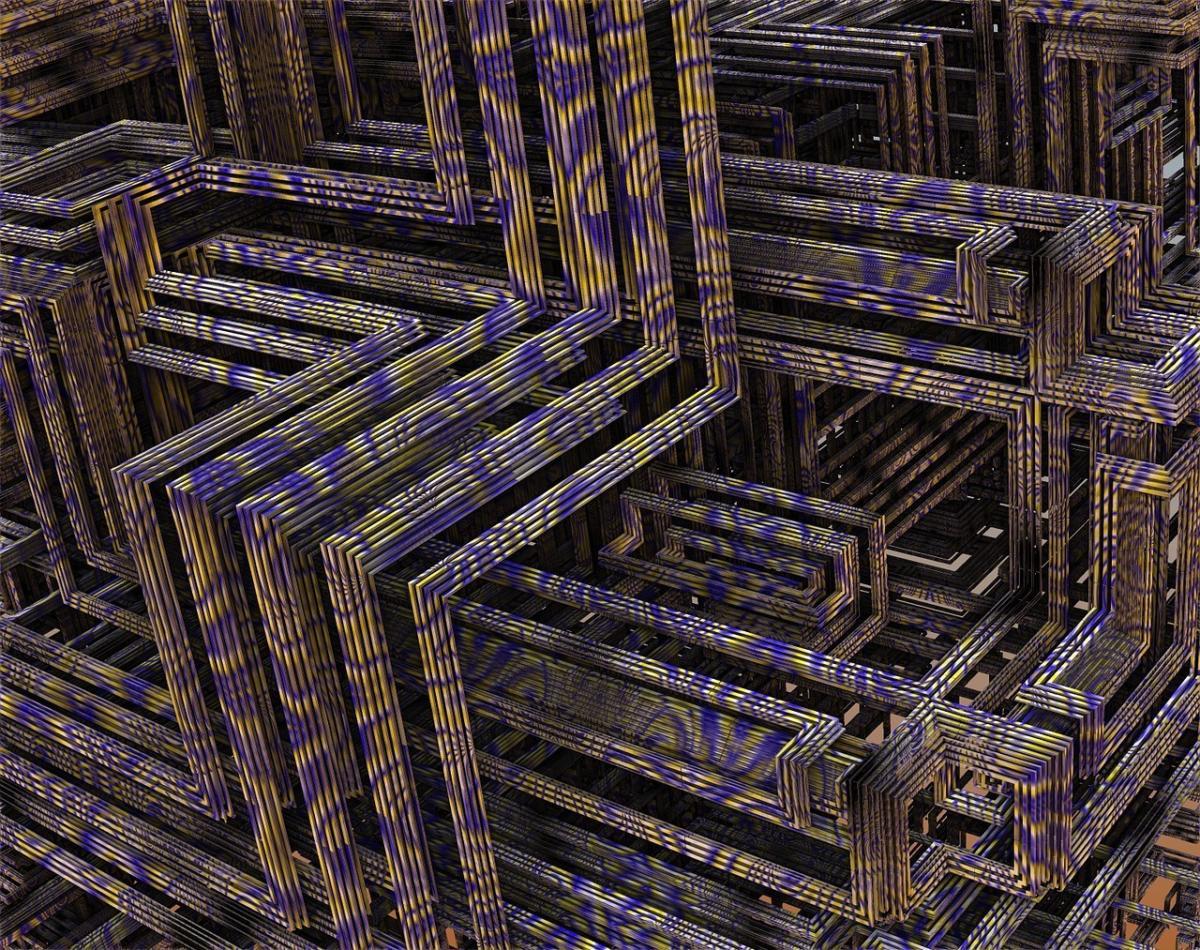 fractal framework public domain
