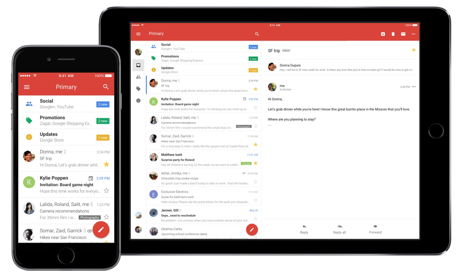 Google gmail not working on iphone