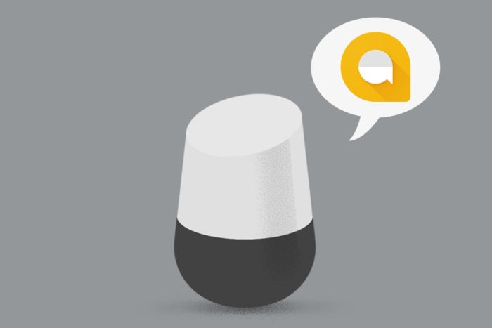 google home fixes messaging