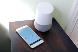 google home answer on another device