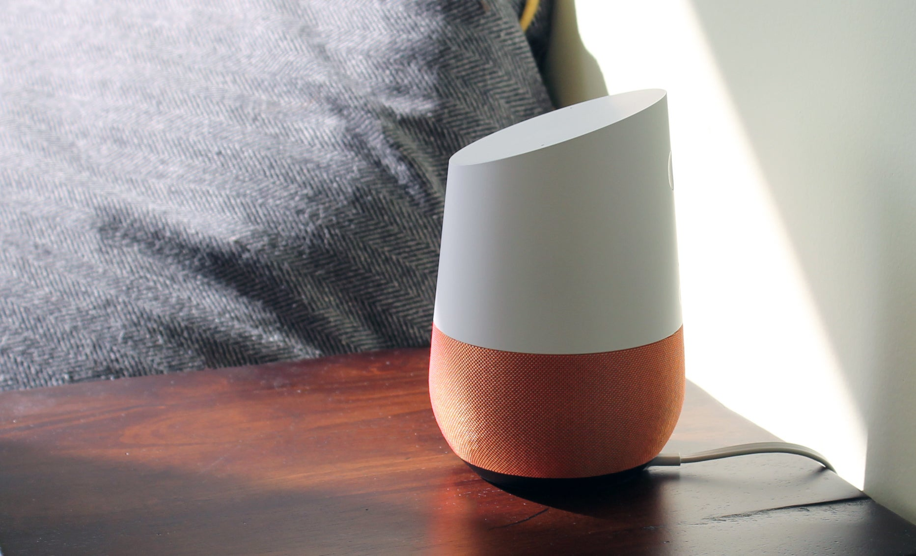 how to call with google home