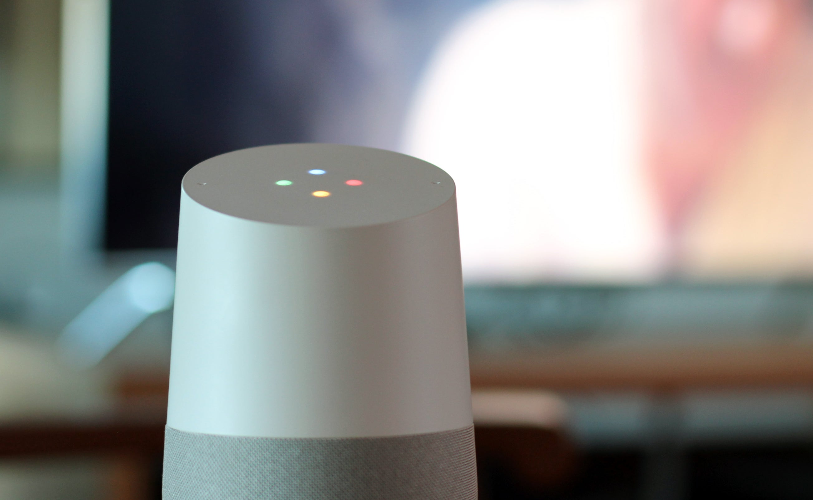 Light That Works With Google Home