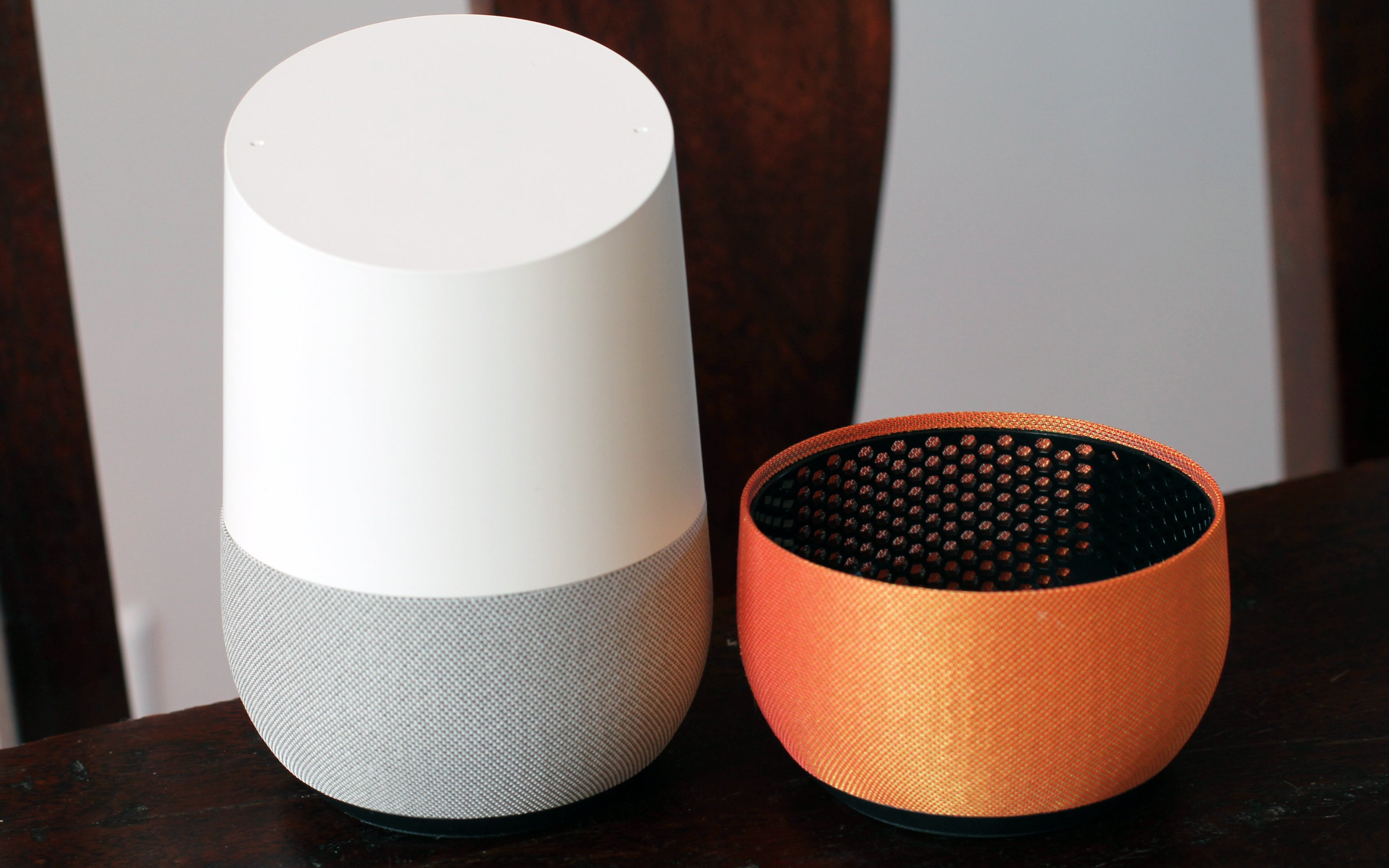 Merveilleux Google Home Fabric Bases