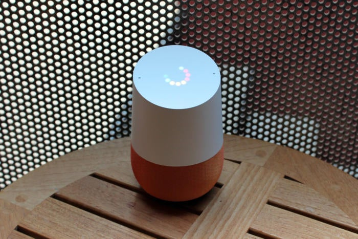 How to use Google Home's built-in ambient audio to get some