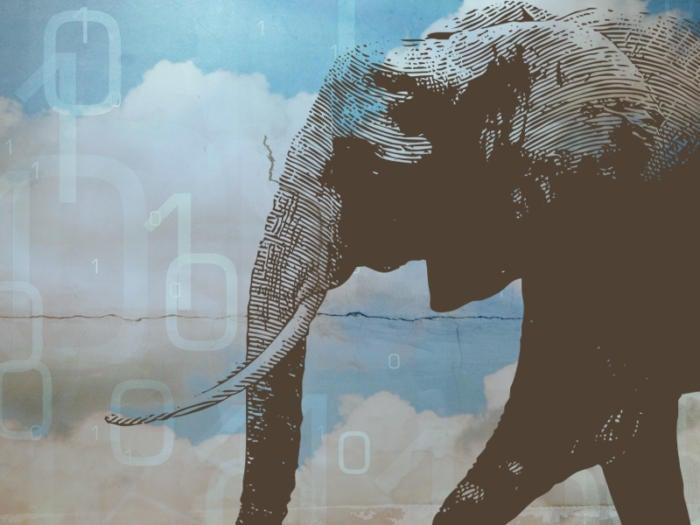 Hadoop finds a happier home in the cloud