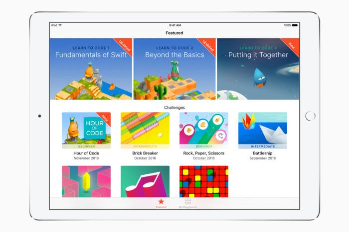 hour of code 3 swift playgrounds
