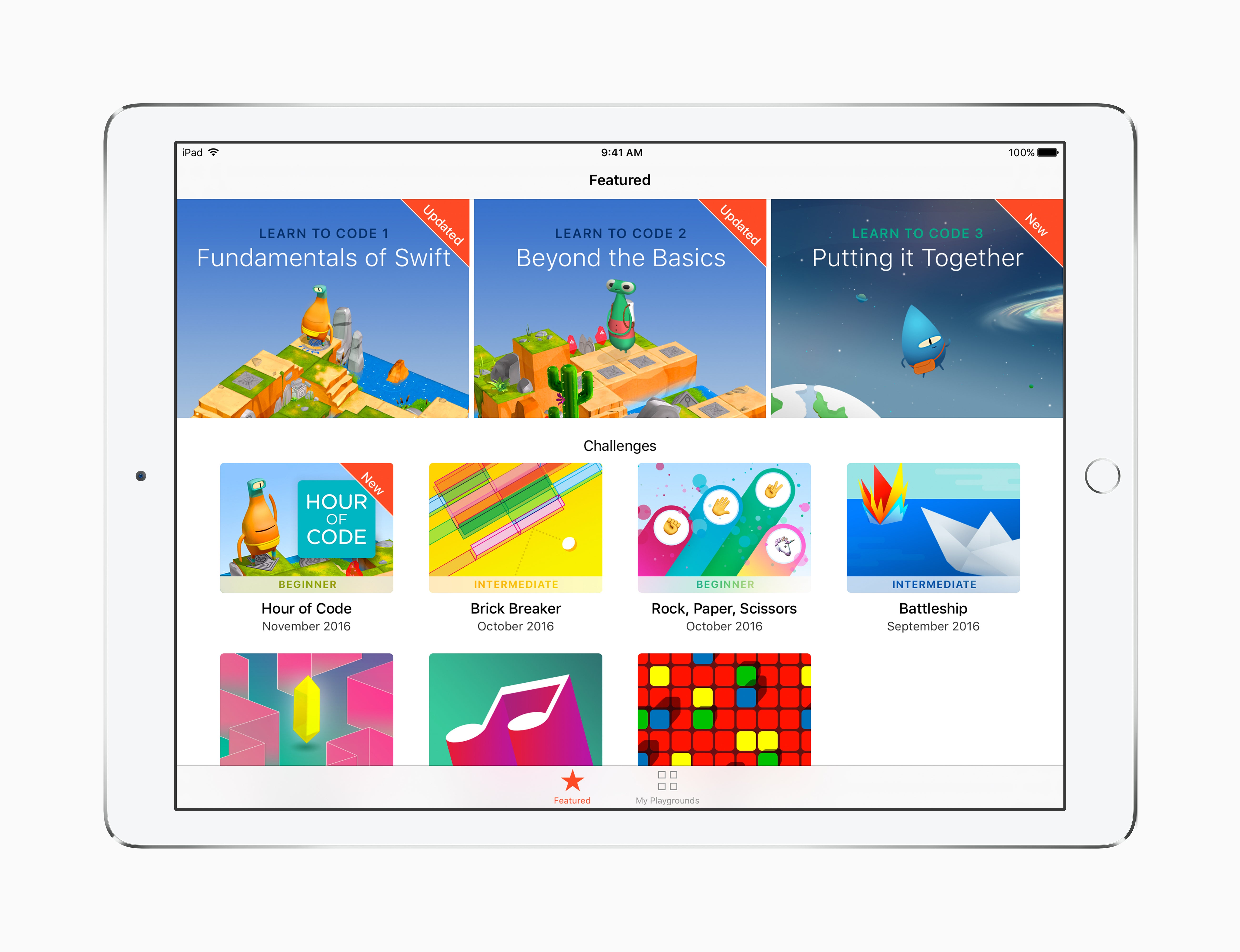 Here's what kids really think of Apple's Swift Playgrounds learn-to