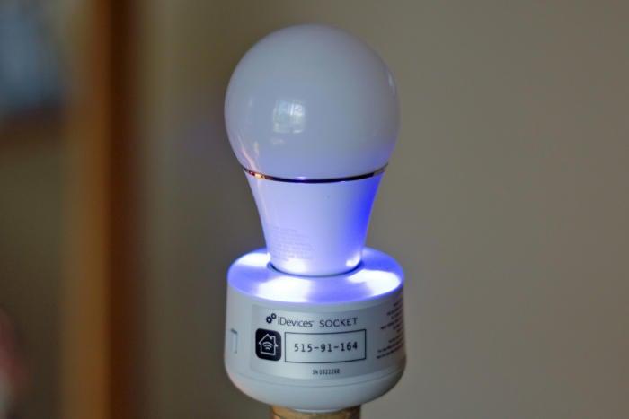 idevices socket nightlight