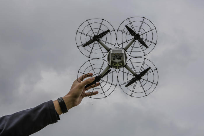 intel drone 500 7