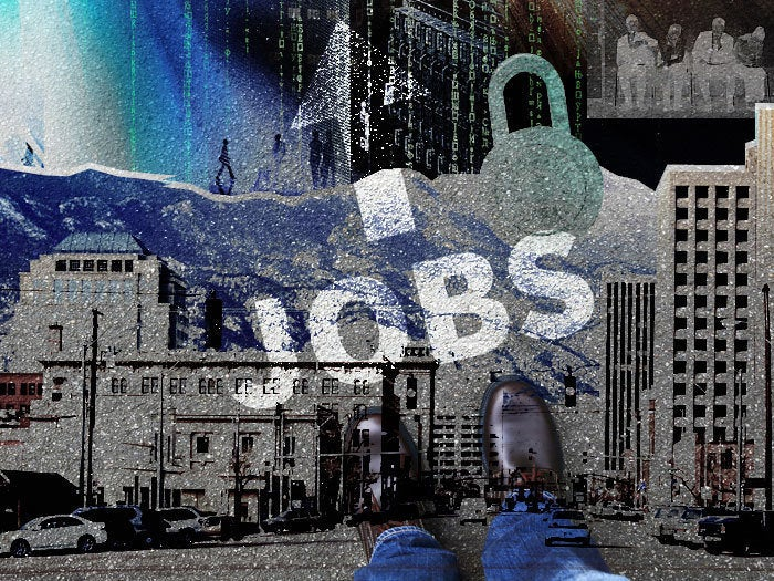 Best small to midsize cities to land a cybersecurity job