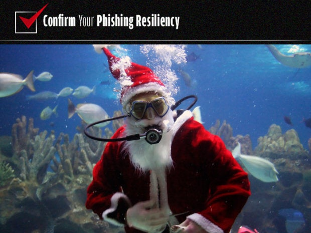 Confirm your phishing resiliency