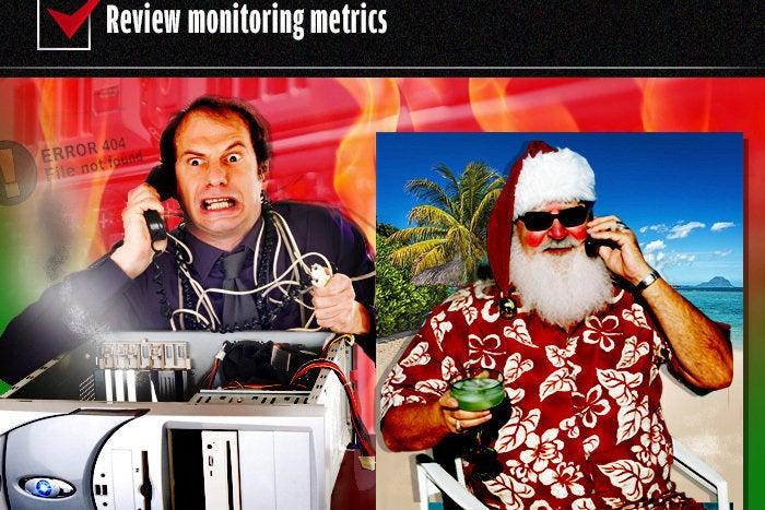 Review monitoring metrics