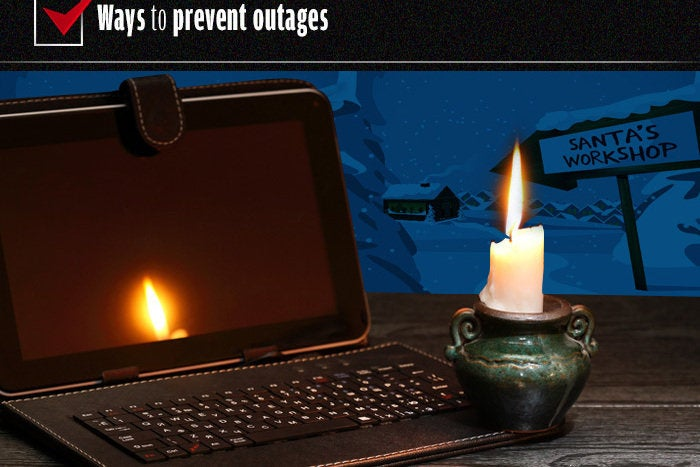 Ways to prevent outages