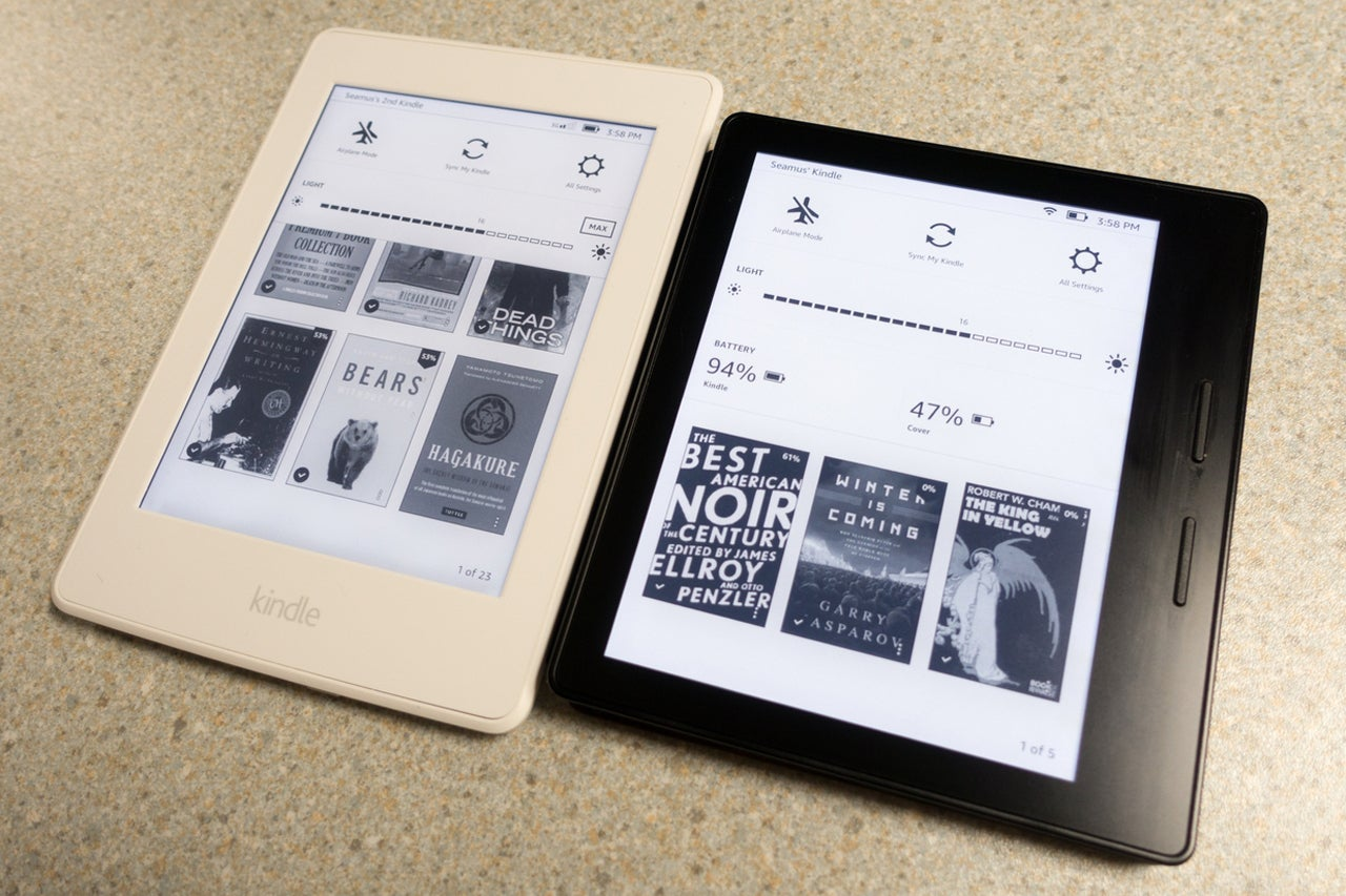 register my kindle paperwhite online