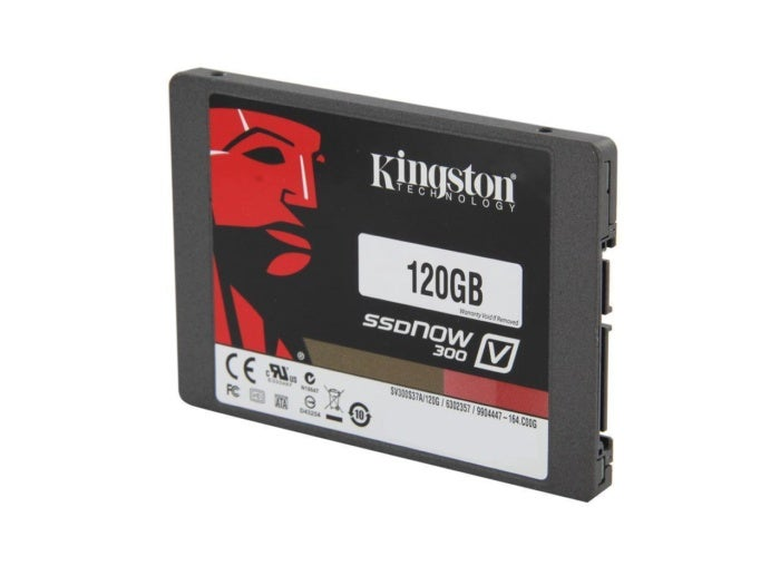 Kingston 120GB SSD