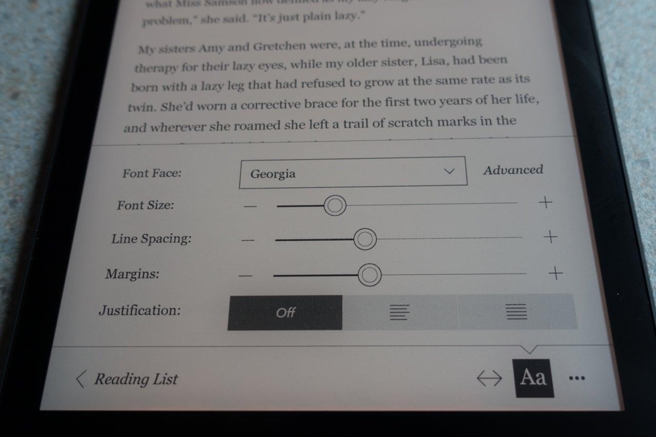 Kobo Aura One Review: A big e-reader full of big ideas
