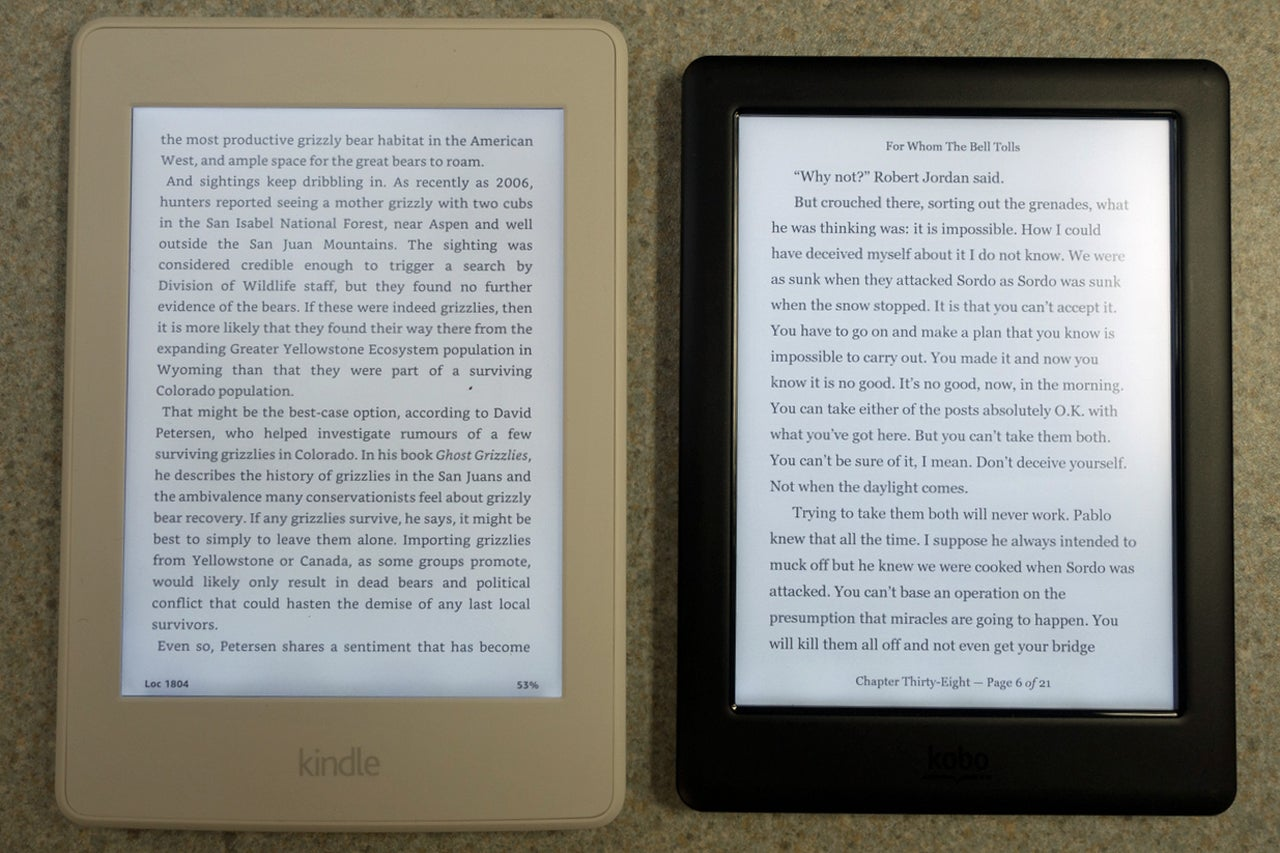 Kobo Glo Hd Review This Is A Great E Reader For The Money